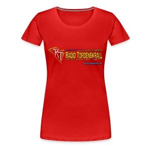Tordenskrall T-skjorte (kvinner) - Premium T-skjorte for kvinner