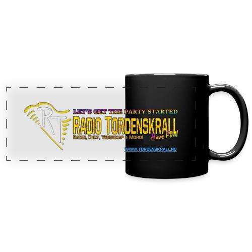 Tordenskrall kaffekrus - Panoramakopp i farge