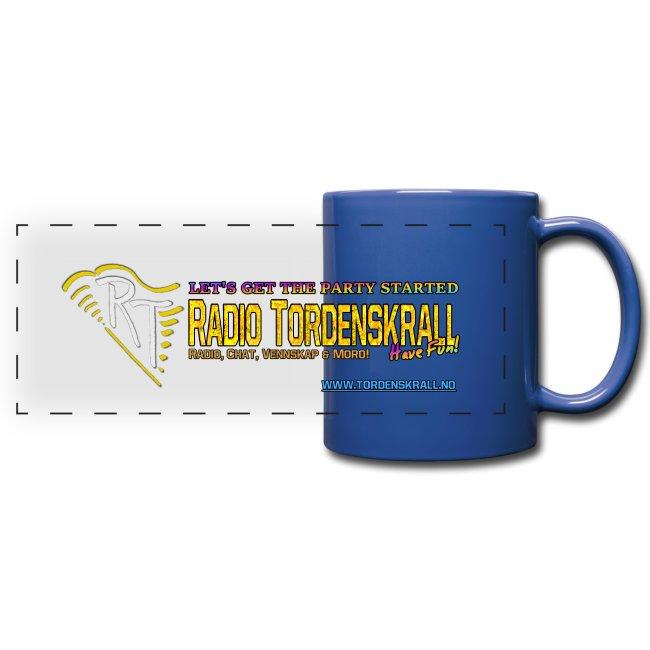 Tordenskrall kaffekrus