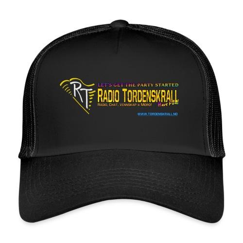 Tordenskrall caps - Trucker Cap
