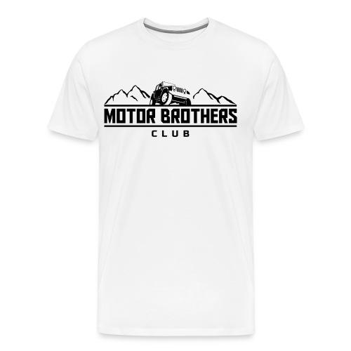 Shirt White (Men) - Männer Premium T-Shirt