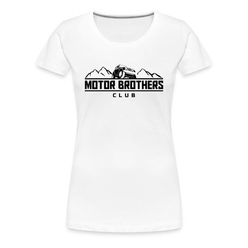 Shirt White (Women) - Frauen Premium T-Shirt