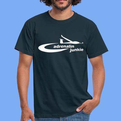 adrenalin junkie - Men's T-Shirt