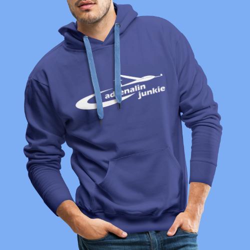 adrenalin junkie - Men's Premium Hoodie