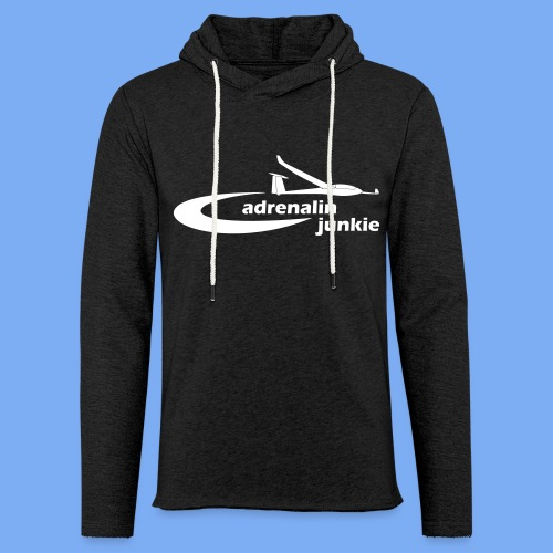 adrenalin junkie - Light Unisex Sweatshirt Hoodie