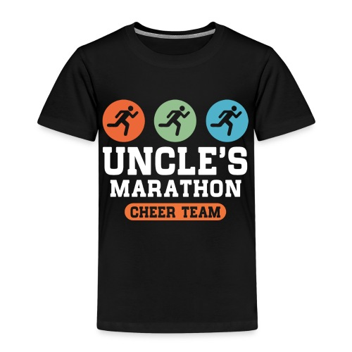 Marathon Cheer Team T-Shirts - Kinder Premium T-Shirt