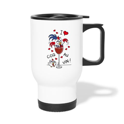 Mug thermos Coq au Vin, France, Cuisine - Mug thermos