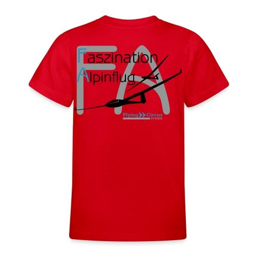Flying Circus Team-Teenager-Standard-Shirt - Teenager T-Shirt
