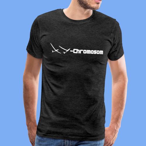 Chromosom eines Segelfliegers - Men's Premium T-Shirt