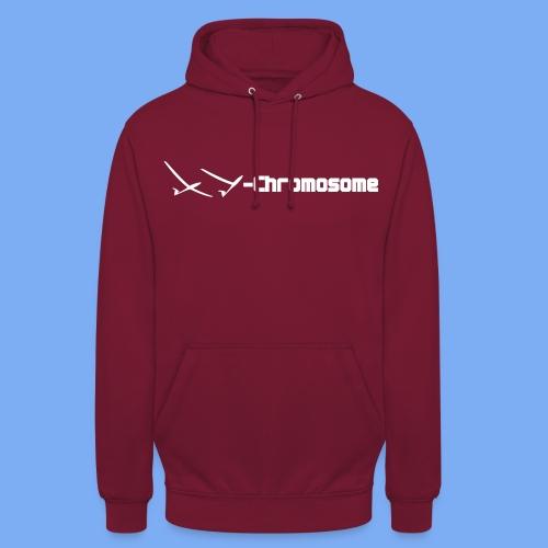 chromosome of a glider pilot - Unisex Hoodie