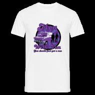 T-Shirts ~ Men's T-Shirt ~ Men With Ven