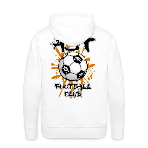 AST Foot 001 - Sweat-shirt à capuche Premium pour hommes