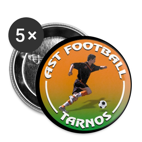 AST Foot - Badge grand 56 mm