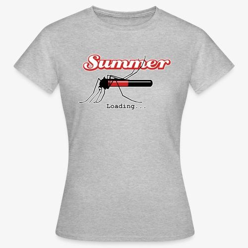 Summer loading - T-shirt Femme