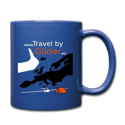 TravelByGlider Tasse - Tasse einfarbig