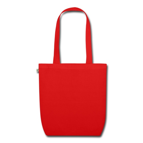 Red hot and ready to go  - EarthPositive Tote Bag