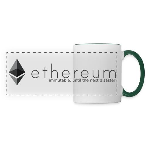 Ethereum Immutable Mug - Tazza con vista