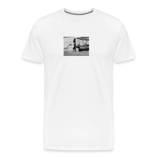 Positive Life Forever - T-shirt Premium Homme