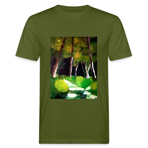 Waldgeister, Organic Männer Bio T-Shirt  - Männer Bio-T-Shirt