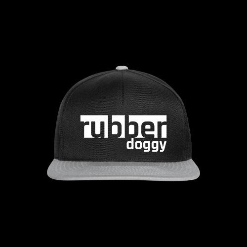 Rubber Doggy Snapback - Snapback Cap