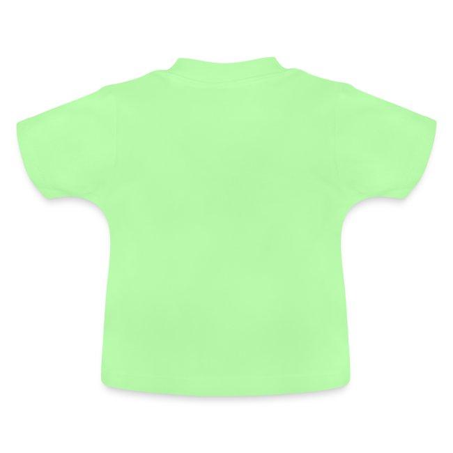 Baby T-Shirt grün