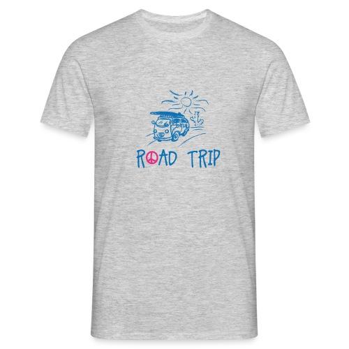 Road trip van - T-shirt Homme