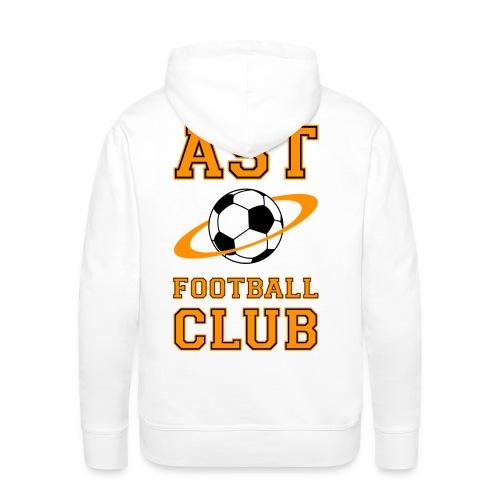 football club AST - Sweat-shirt à capuche Premium pour hommes