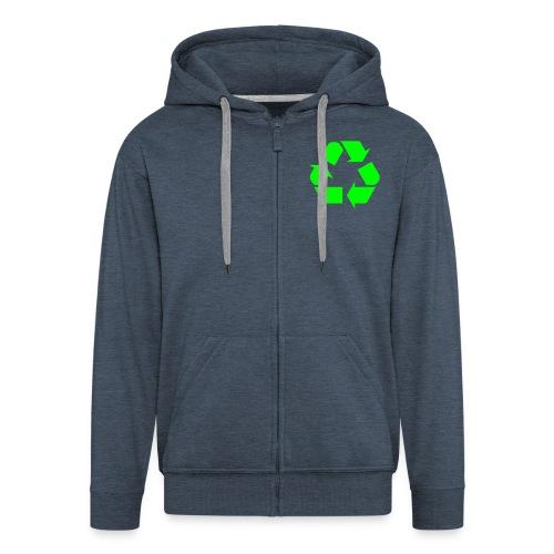chaqueta ecologia - Chaqueta con capucha premium hombre