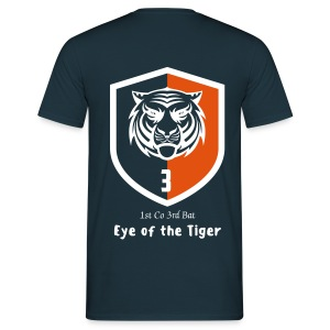 Eye of the Tiger-Shirt - Männer T-Shirt