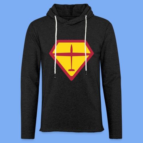 super glider - Leichtes Kapuzensweatshirt Unisex
