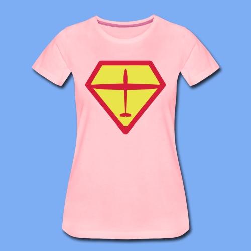 super glider - Women's Premium T-Shirt
