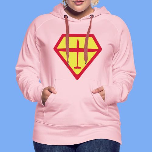 super glider - Women's Premium Hoodie