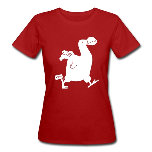 Beatrice Barth Dodo - Frauen Bio-T-Shirt