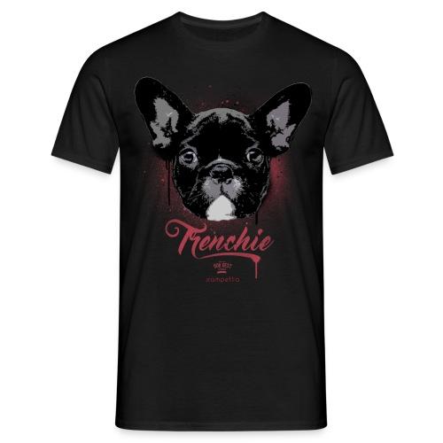 zampetta Frenchie Men Shirt - Männer T-Shirt
