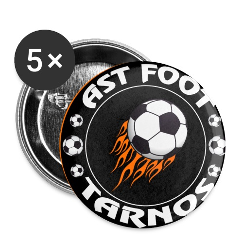 AST Foot Tarnos - Badge grand 56 mm