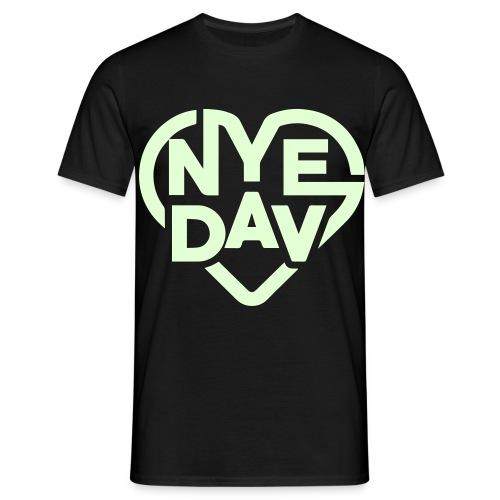 GLOW IN THE DARK! - Men's T-Shirt