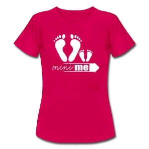 Mini me t-shirt - Vrouwen T-shirt