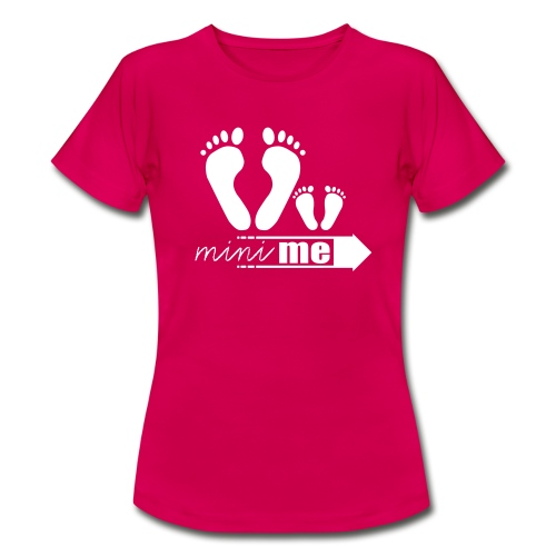 Mini me t-shirt - Vrouwen T-shirt