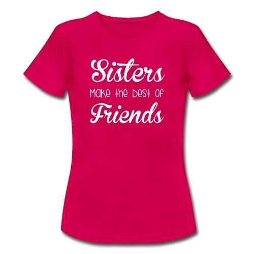 Zussen t-shirt - Vrouwen T-shirt