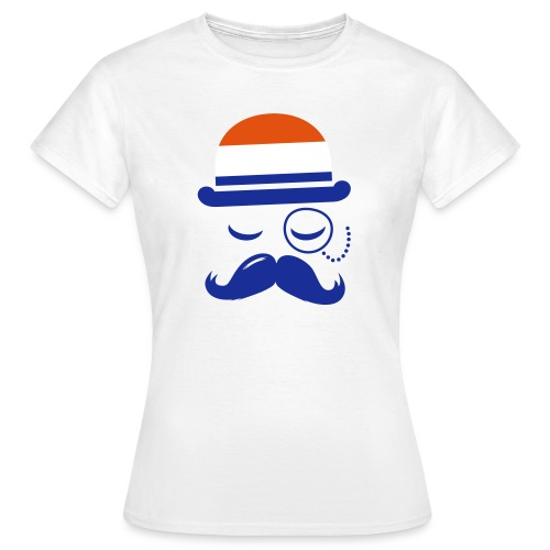 Nederland shirt - Vrouwen T-shirt
