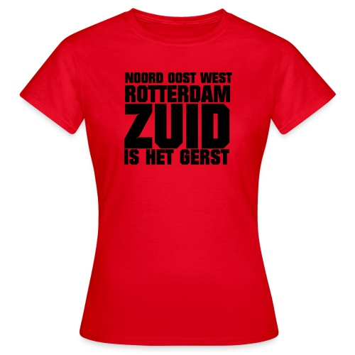 Rotterdam Zuid - Vrouwen T-shirt