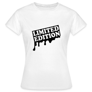 Limited Edition - Vrouwen T-shirt