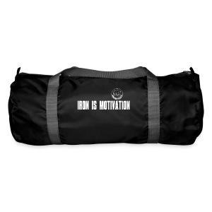 IRON IS MOTIVATION - Sporttasche