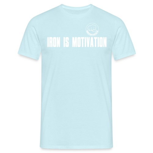 iron is motivation_weiß