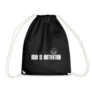 iron is motivation_weiß