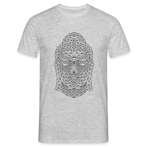 BUDDHA BLACK - Männer T-Shirt