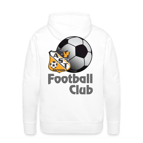 AST 18 - Sweat-shirt à capuche Premium pour hommes