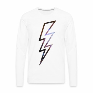 Star Flash - langarm Shirt - Männer Premium Langarmshirt