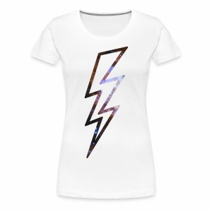 Star Flash - T-Shirt - Frauen Premium T-Shirt