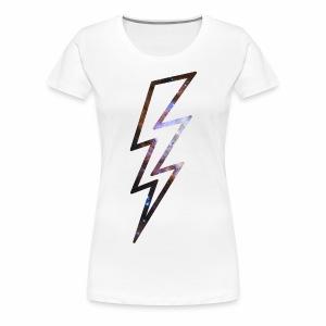 Star Flash - T-Shirt - Frauen Premium T-Shirt